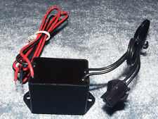12V DC to AC inverter for EL Lamp Foil wire electroluminescent 3m