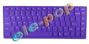 Keyboard Cover Skin FOR Lenovo U310 U300s U430 U430p Z400 P400, Yoga 3 (14 inch)