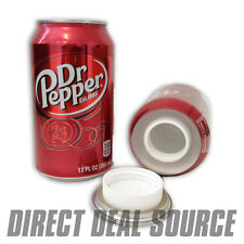 Dark Soda Diversion Safe Can - Vault Compartment - PROTECT CONCEAL VALUABLES