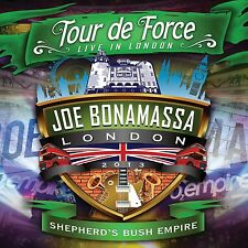 JOE BONAMASSA LIVE LONDRES 2013 DE BERGER BUSH EMPIRE TROIS VINYLE LP 180 GR