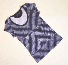 ⚜️ Marc Cain T Shirt marine Blau  Gr. N2  38  M  - modern Print  Traum!
