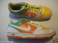 Nike Air Prestige II Basketball Shoes Orange Yellow Green Tennis Size 10 @cLOSeT