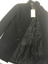 Men's Button Cotton Blend Trench Coats, Macs Coats & Jackets