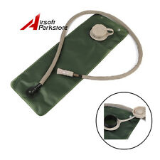 3L Hydration Water Bladder Pouch Pack for Camelbak Backpack Hiking Camping Sand