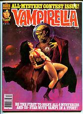 Vampirella Magazine, Issue #65, (Warren 1969), VF