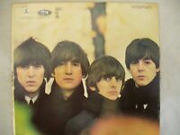 BEATLES LP BEATLES FOR SALE stereo Parlophone pcs 3062 re-issue