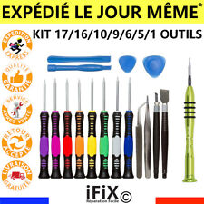 KIT OUTILS TOURNEVIS TRIWING IPHONE 5S SE 6 6S 7 8 /PLUS X XR XS 11 /PRO /MAX