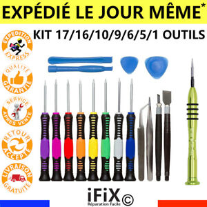 KIT OUTILS TOURNEVIS TRIWING IPHONE 6 6S 7 8 /PLUS X XR XS 11 PRO/MAX SMARTPHONE