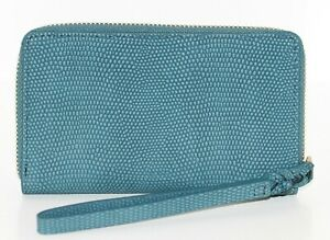 Fossil Purse 'Caroline' Teal New With Labels