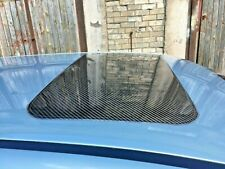 Audi A4 B6 carbon fiber sunroof delete panel