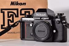 NIKON F3 & SON MANUEL D'UTILISATION EN FRANCAIS