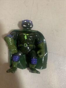 Vintage TMNT Sewer Heroes SUPER DON action figure 1993 Playmates