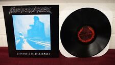 SEA OF DEPRIVATION Catharsis In Disharmony LP Catchphraze Records dystopia grief