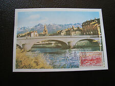 FRANCE - carte 1er jour 29/5/1971 (congres grenoble) (cy41) french