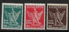 Yugoslavia 1934 MLH Zagreb Sokol issue