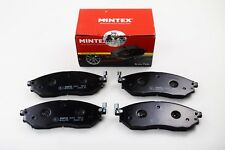 MINTEX FRONT  BRAKE PADS FOR INFINITI FIT NISSAN RENAULT MDB2247 FAST DISPATCH