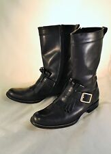DSQUARED FREEMONT RIDING BOOTS EU 43 US 9.5 $1697