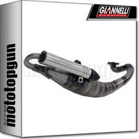 GIANNELLI ESCAPE COMPLETO RACING REKORD KYMCO PEOPLE 50 2T 2007 07 2008 08