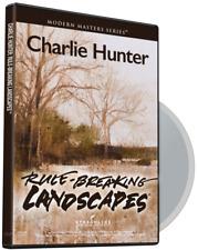 CHARLIE HUNTER: RULE BREAKING LANDSCAPES -Art Instruction DVD