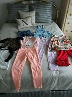 Mixed Lot of Girl's Name Brand Cloths size 10 - Preowned
