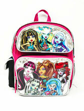 """Monster High 12"""" Toddler Backpack. Authentic Brand New."""