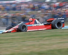1978 Driver NIKI LAUDA Glossy 8x10 Photo Canadian Grand Prix Poster Formula 1