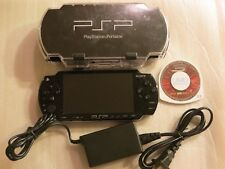 Portable Sony PlayStation PSP 2001 protective case with Spiderman 3 MOVIE NICE