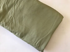 Bed Bath Beyond Full Queen Duvet Cover Sage Green Solid Modern EUC Look!!!