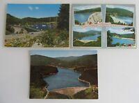 Postkarten Lot SCHWARZWALD 3x Talsperre, Schwarzenbach, Schluchsee Ansichtskarte