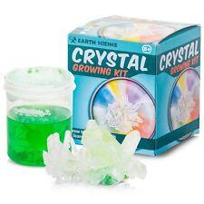 Educational Sciences de la terre kit de l'activité croissante Crystal enfants bas remplissage