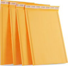 Us In Stock Free Shipping 105x16 Kraft Bubble Mailers Padded Wrap Envelops