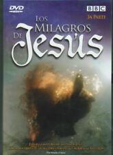 Los Milagros de Jesus pt. 3, DVD,Religion, 50 mins, Fullscreen