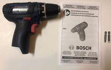 "NEW BOSCH PS31 PS31B 12V 12 Volt Max 2 Speed Cordless Li-Ion 3/8"" Drill Driver"