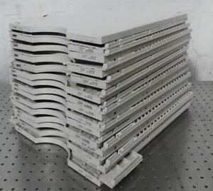 R178043 Lot of Agilent 1100 Series HPLC Base / Bottom Panel / Parts