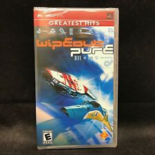 Wipeout Pure Greatest Hits (Sony PSP, 2006) BRAND NEW