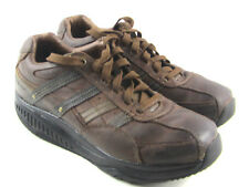 Skechers Shape Ups XT Mover Brown Lace Up Toning Walking Shoes size 9.5 US 66500