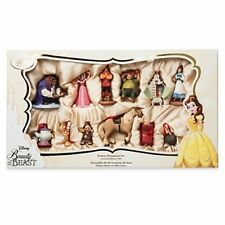 DISNEY BEAUTY & THE BEAST LIMITED EDITION SKETCHBOOK CHRISTMAS ORNAMENTS BOX SET