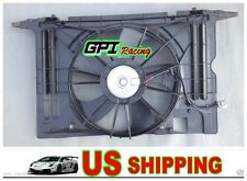 TO3115156 NEW RADIATOR CONDENSER COOLING FAN FOR TOYOTA FITS COROLLA MATRIX