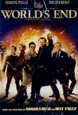 NEW DVD // THE WORLD'S END // Simon Pegg, Nick Frost, Paddy Considine, Martin Fr