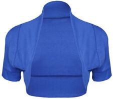 Camisas y tops de mujer de color principal azul 100% algodón talla 36