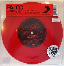 "FALCO Rock Me Amadeus Vienna Calling 7"" NEW Black Friday RSD Record Store Day 45"