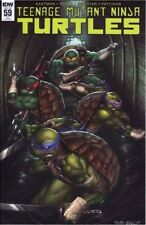 IDW TMNT Teenage Mutant Ninja Turtles #59 Alex Kotkin Variant Exclusive