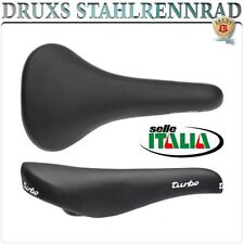 Sillines negro Selle Italia para bicicletas