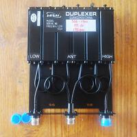 MICRO VHF 155-175MHZ 50W REPEATER DUPLEXER N CONNECTOR MOTOROLA GR1225 GR500