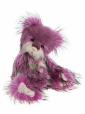 Charlie Bears UK - Cotton Candy Bear - CB202040A