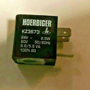 Hoerbiger Spule Magnetspule KZ3673 - 24V / 2,5W / 50/60HZ Ersatzspule