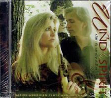 Dan & Sandy Adler - Wind of the Spirit CD New Sealed