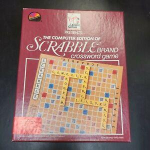 Vintage Apple II II+ IIE IIC Scrabble Game