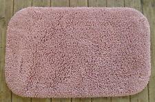 Bathroom Bath Mat in Rosebud 100%  Supersoft Cotton   CLEARANCE SALE