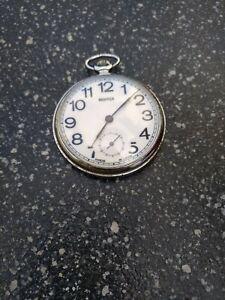 MOLNIJA Taschenuhr russische mechanische Uhr Russland